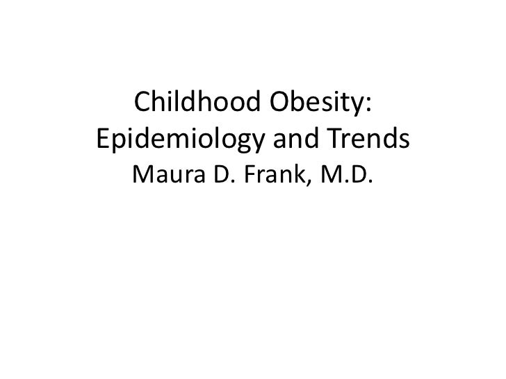 Orthopaedic Issues with Childhood Obesity