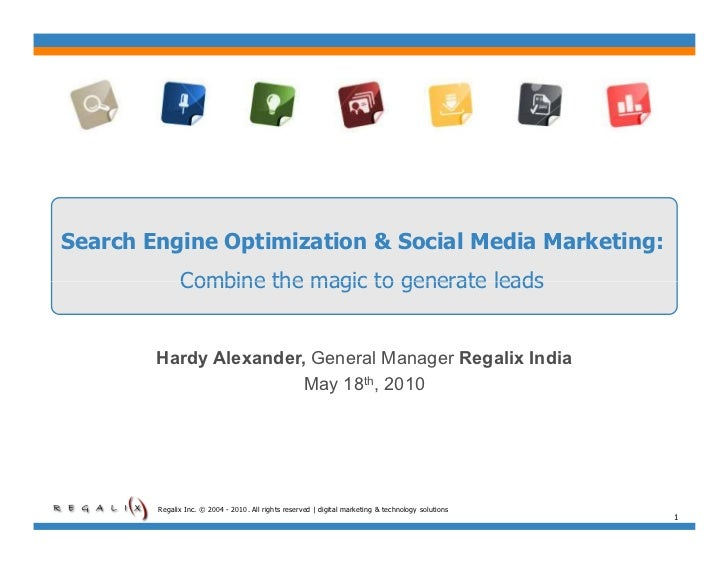Combine the Magic of SEO and SMO to capture leads