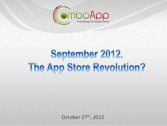 гузунова юлия (Combo app)   тайны mobile app promotion