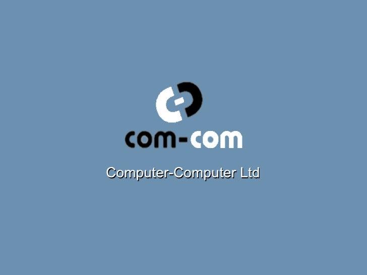 Computer-Computer Ltd