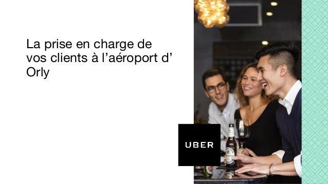La prise en charge de vos clients à l'aéroport d' Orly