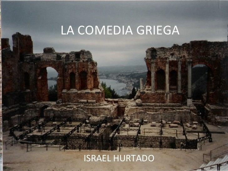Comedia griega - Lisístrata