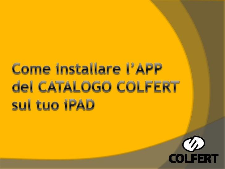  Il pulsante SI, a sinistra, riguarda tutti gli utenti che sono giàclienti Colfert e sono già registrati ad Extranet Il ...