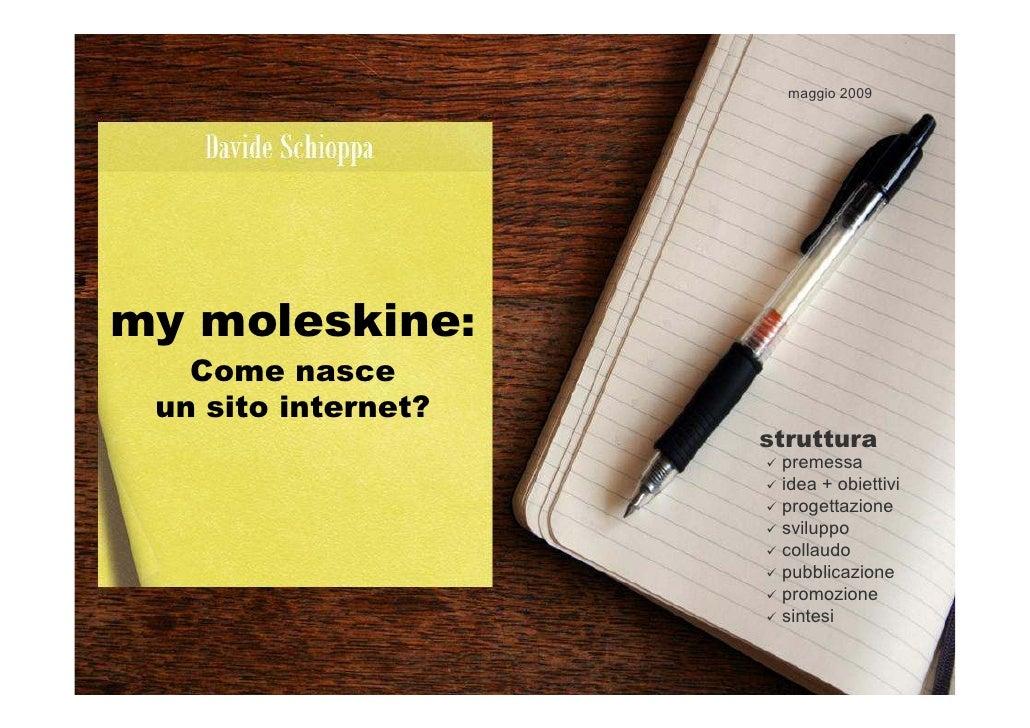 Come Nasce Un Sito Internet?