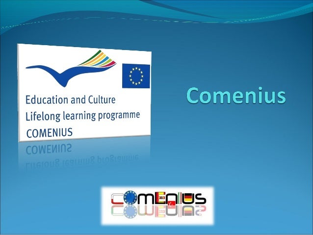 Comenius  prezentacja syke