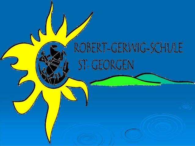 Comenius project in Robert - Gerwig - Shule im Sankt Georgen. Second year