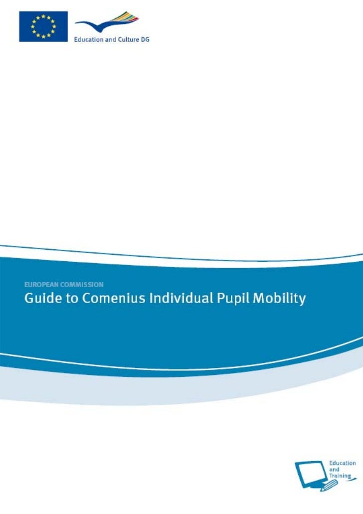 Guide to ComeniusIndividual Pupil Mobility                        1