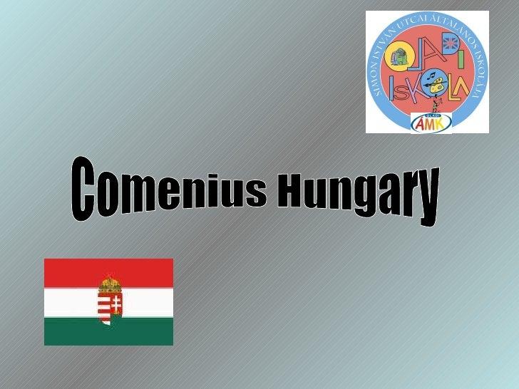 Comenius Hungary