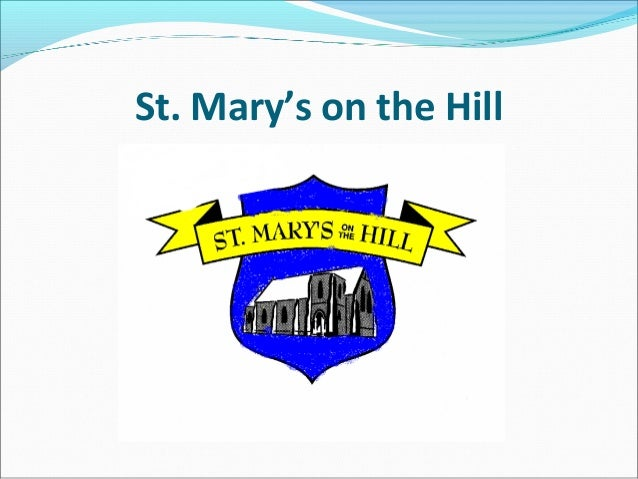 St. Mary's on the Hill