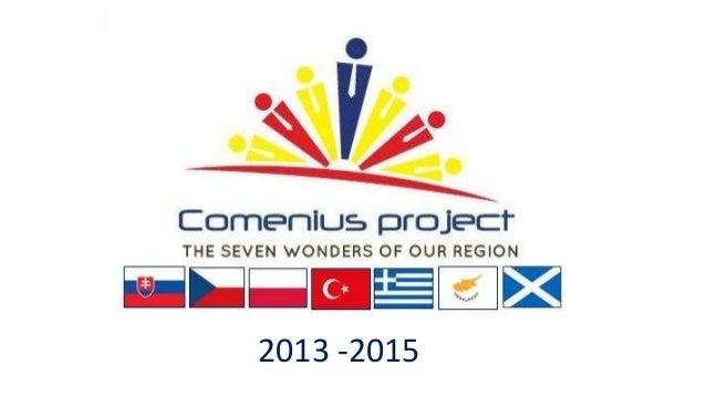 Comenius project introduction pdf