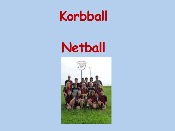 KorbballNetball