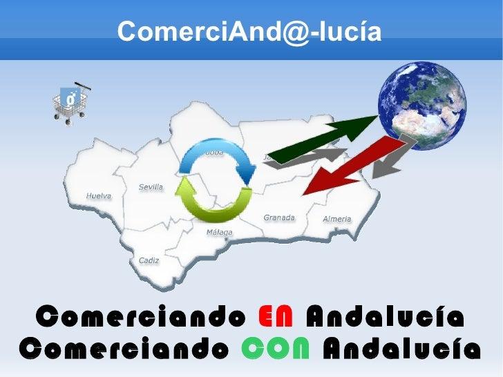 ComerciAnd@-lucía
