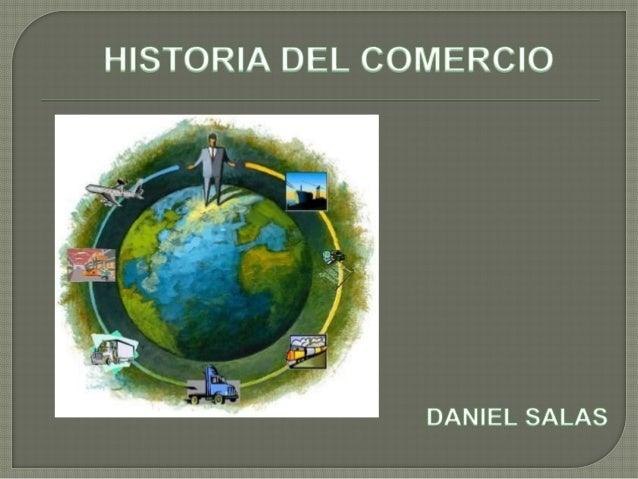 Se denomina comercio a la actividad socioeconómica consistente en el intercambio de algunos materiales que sean libres en ...