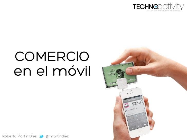 mCommerce - Comercio en el móvil