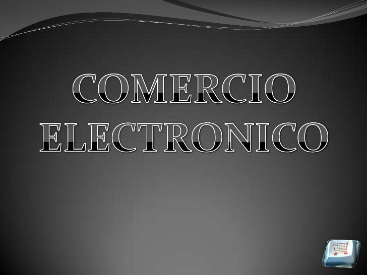 COMERCIO<br />ELECTRONICO<br />