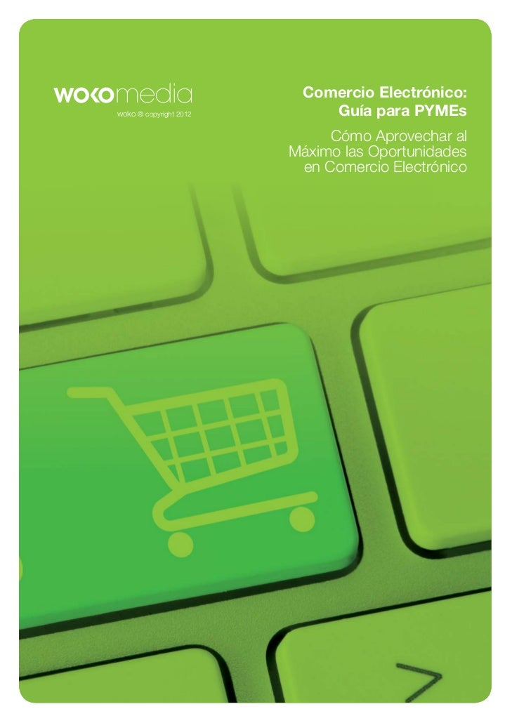 Comercio electronico guía para pymes