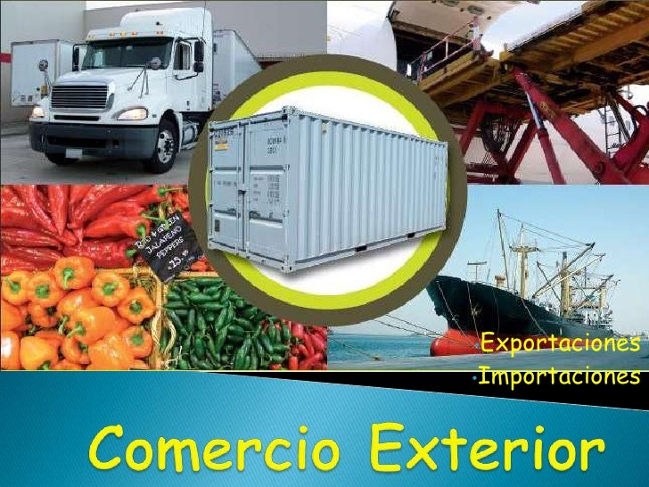 <ul><li>Exportaciones