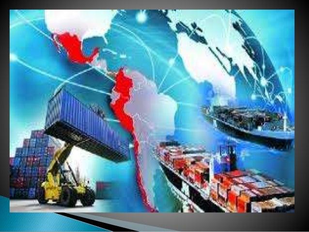 Comercio exterior for Concepto de exterior