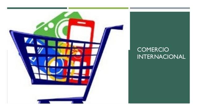 Comercio exterior y escenarios for Docente comercio exterior