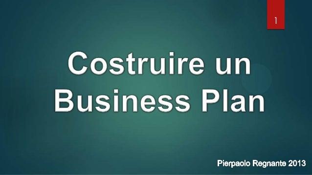 Come redigere un Business Plan