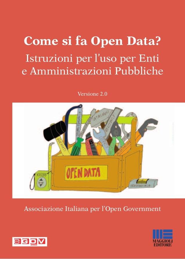 Ernesto Belisario,  Associazione Italiana Open Government  Gianluigi Cogo,  Rete InnovatoriP.A  Stefano Epifani  Universit...