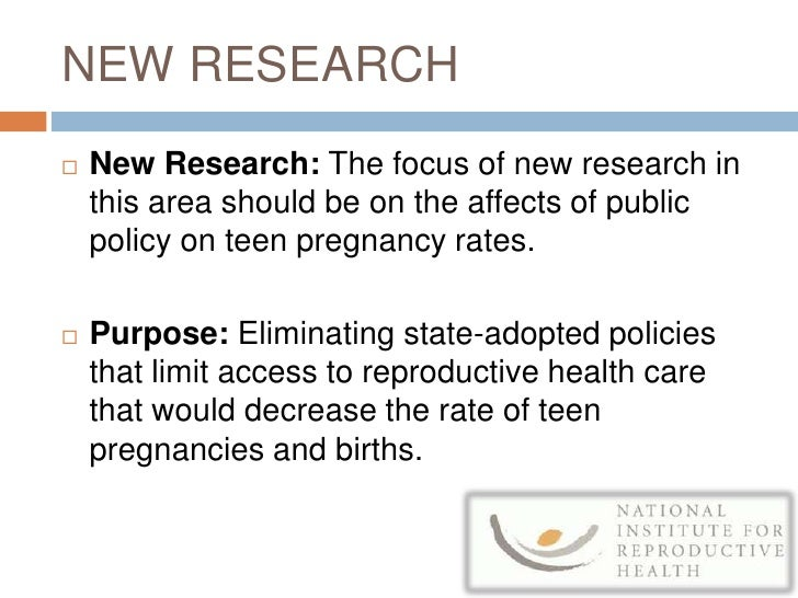 Research proposal on abortion
