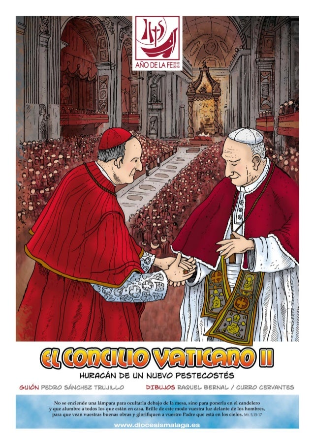 El Concilio Vaticano II en sus documentos                                                                     4 Constituci...