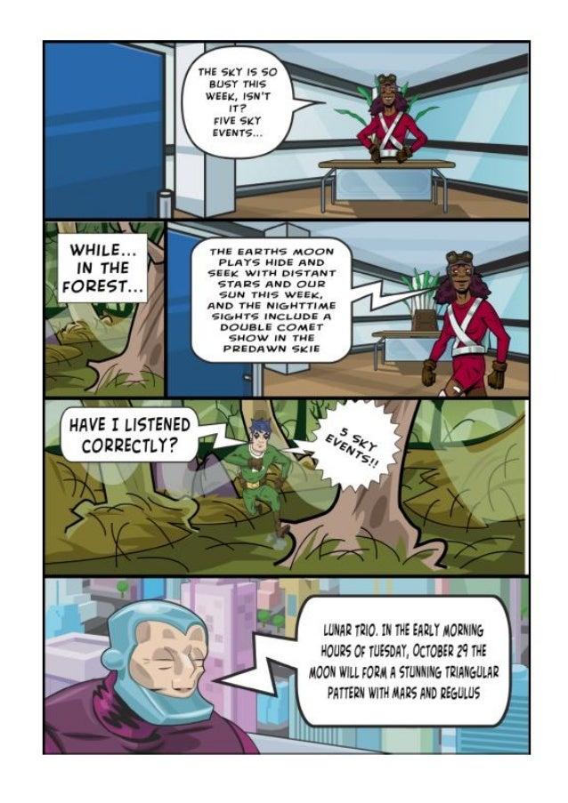 Comic literacy