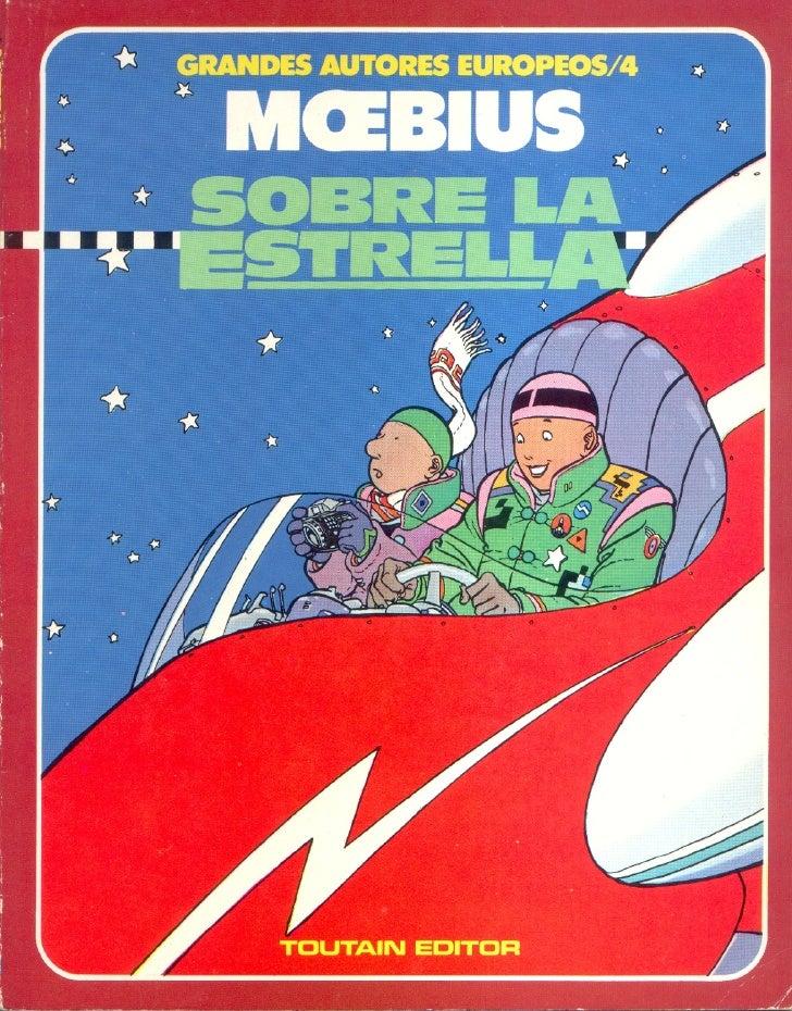 Comics moebius-sobre la estrella