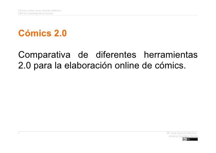 Cómics 2.0