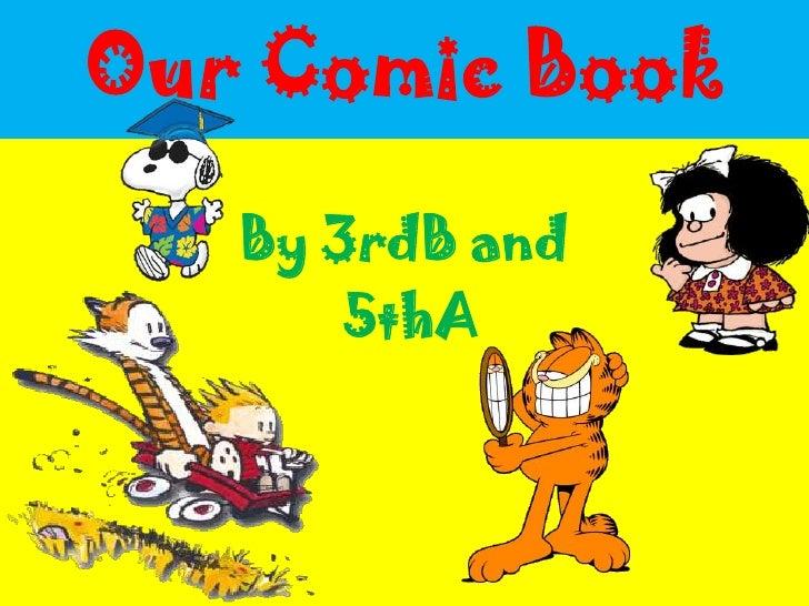 Comics 3b 5a