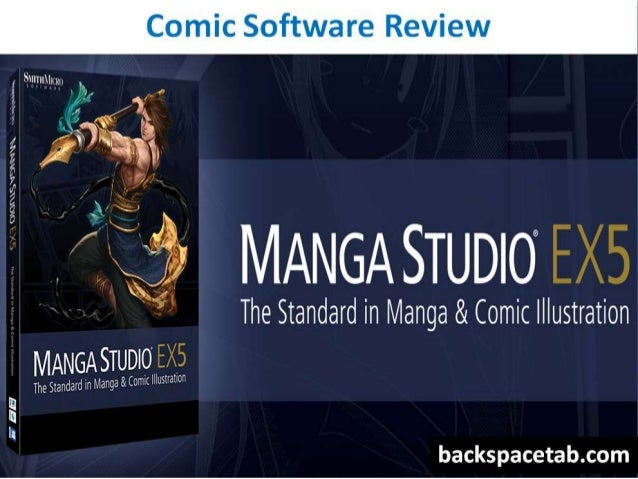 Comic software review