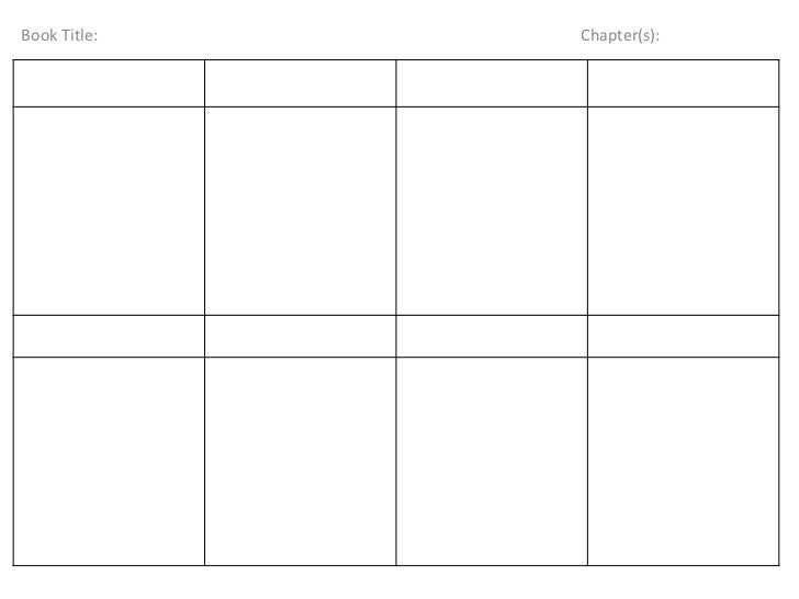 Blank Cartoon Strip New Calendar Template Site