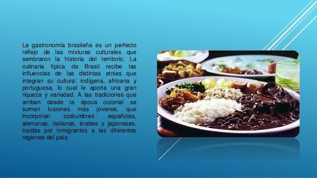 Comida tipica de brasil