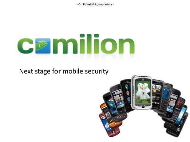 Comilion introduction presentation 26102012 (1)