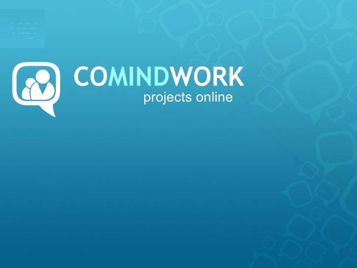Comindwork Client Presentation Site
