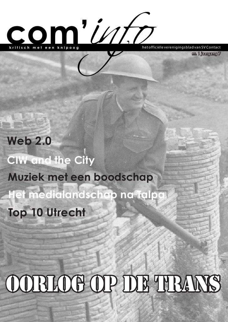 Com'info 2007-2008 #1