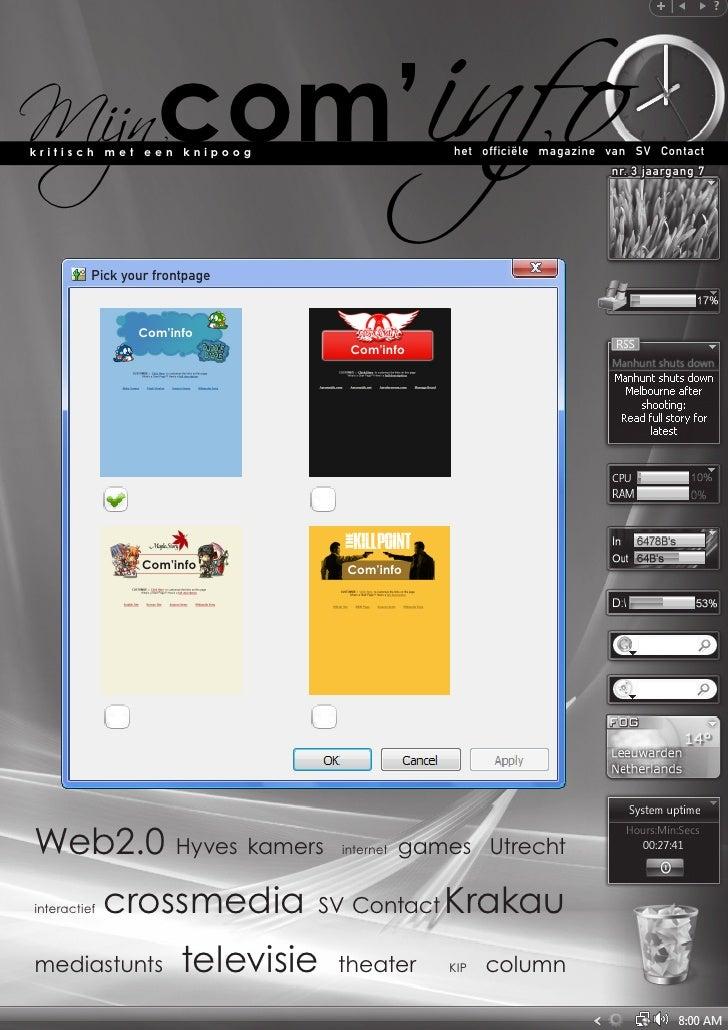 Com'info 2007-2008 #3