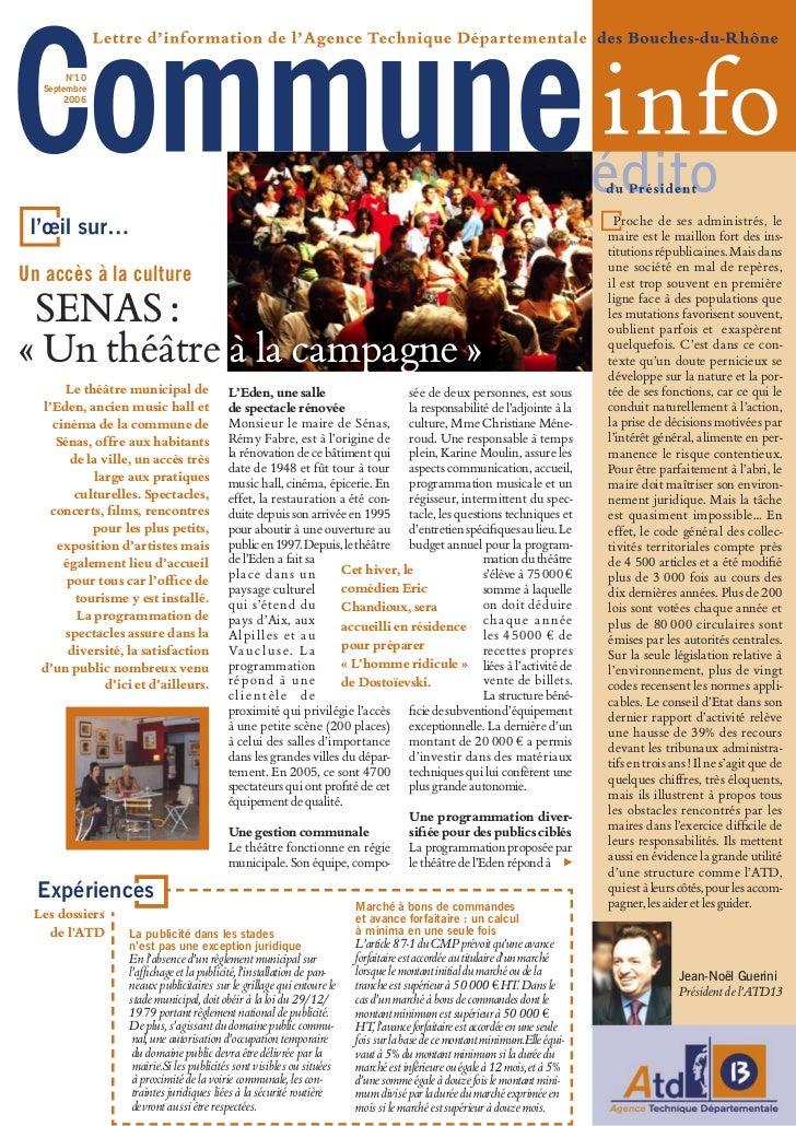 N°10  Septembre       2006                                                                                                ...