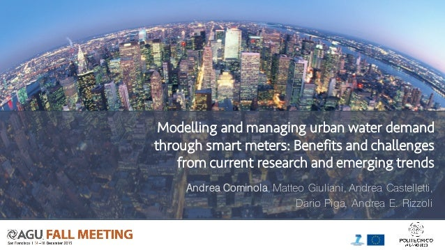 What are the current research issues in urban studies?