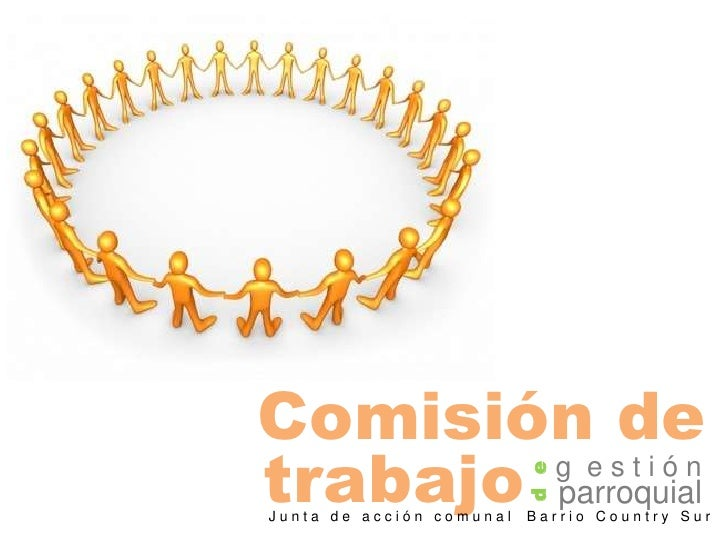 Comision gestion parroquial