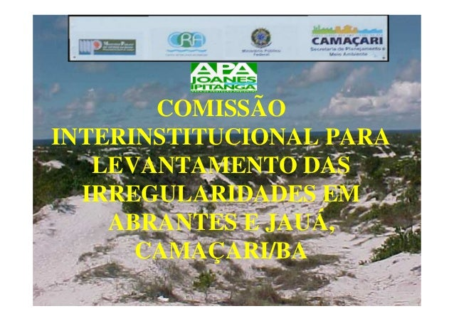 Comissão interinstitucional