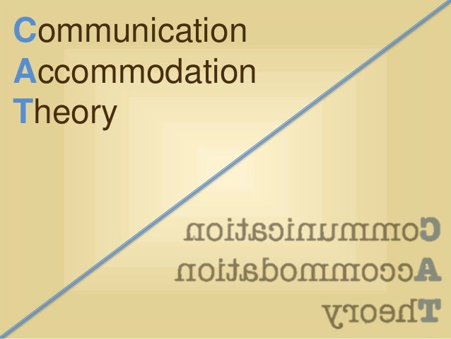 communication theory This may well be related to the upgrade of the site for the 10th edition of a first look at communication theory in august 2018 most significantly: the site now supports only editions 9 and 10 of the text.