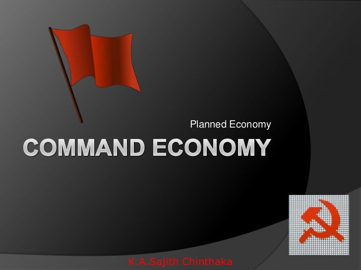 planned economy A planned economy alleviates the use of private enterprises and allows the government to determine everything from distribution to pricing planned economies basically give the government dictatorship type control over the resources of the country.