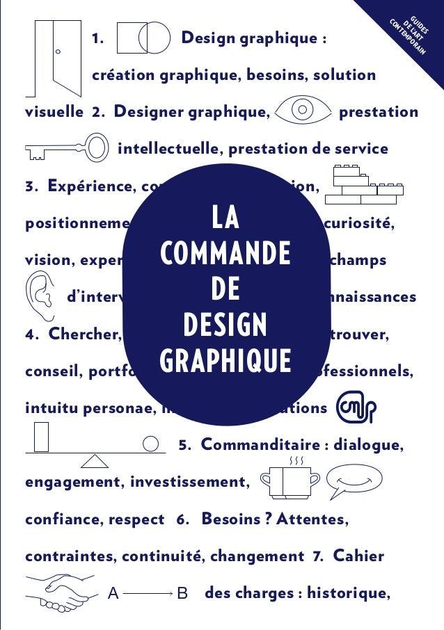 1.  Design graphique :  création graphique, besoins, solution  visuelle 2. D esigner graphique, prestation  intellectuelle...