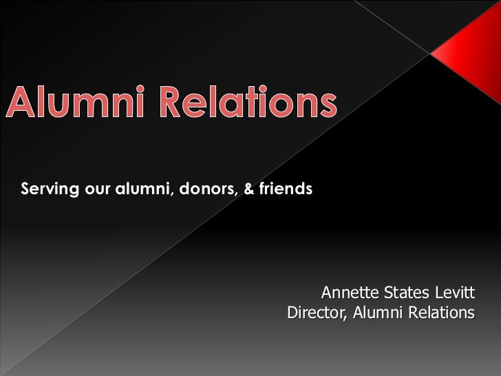 Alumni Relations at Illinois State