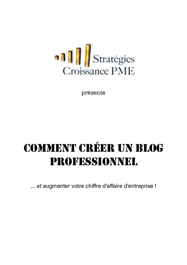 Comment creer-un-blog-professionnel