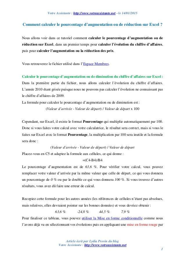 Votre Assistante : http://www.votreassistante.net - le 14/01/2015 Article écrit par Lydia Provin du blog Votre Assistante ...