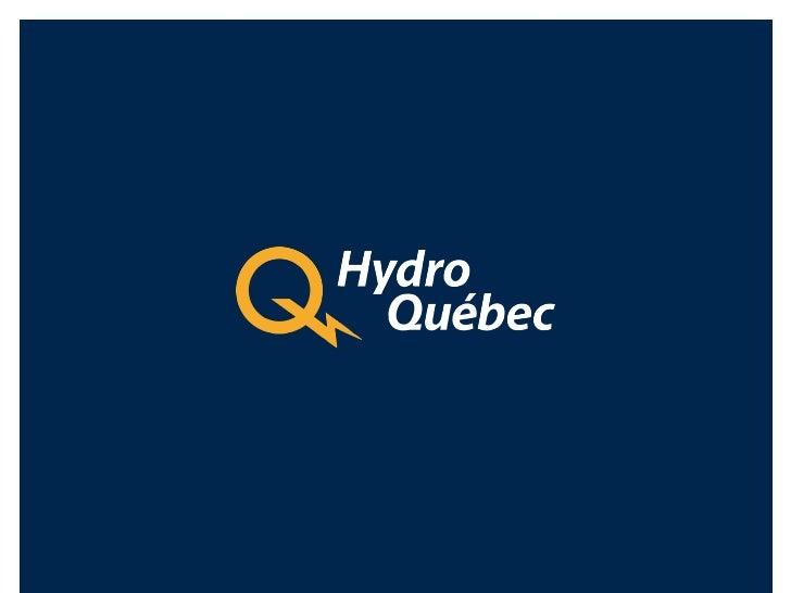 Devenez un fournisseur  efficace auprès  d'Hydro-Québec Richard Beaudoin Chef Orientation et soutien en acquisition D...