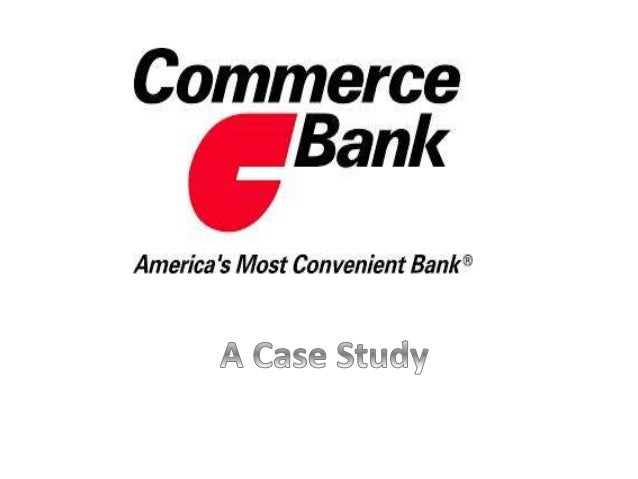 Commerce bank group 7